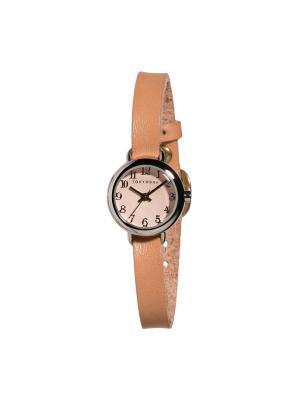 Часы Tokyobay Isla Brown. Цвет: коричневый