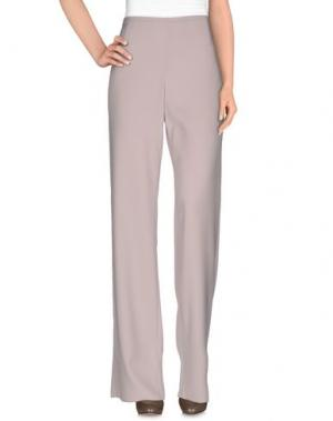 Повседневные брюки SIMONA MARTINI. Цвет: светло-коричневый