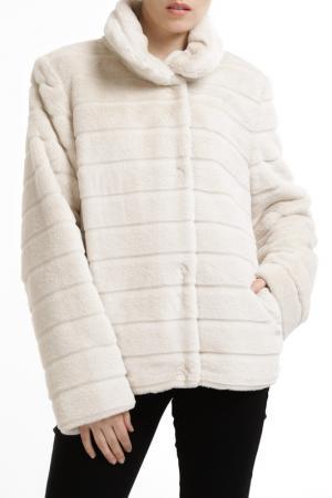 Куртка Baronia. Цвет: бежевый