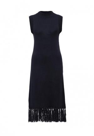 Платье Finders Keepers. Цвет: синий