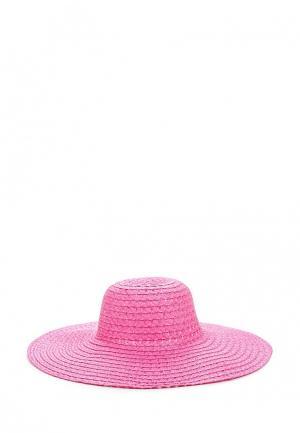 Шляпа Modis. Цвет: розовый