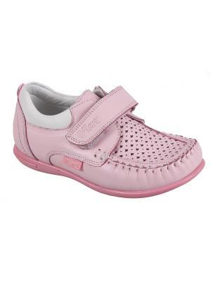 Обувь TIFLANI. Цвет: розовый