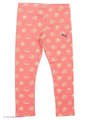 Леггинсы Sesame Street Leggins Puma. Цвет: розовый