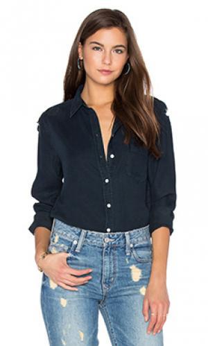 Рубашка DL1961. Цвет: черный