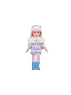 Кукла Карапуз. Цвет: голубой, бледно-розовый