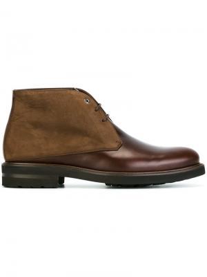 Ботинки Stewart Want Les Essentiels De La Vie. Цвет: коричневый