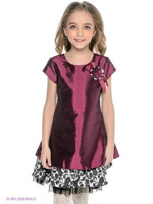 Платье CEREMONY. Цвет: фуксия, серый, черный