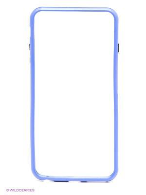 Бампер для iPhone 6 plus WB. Цвет: синий