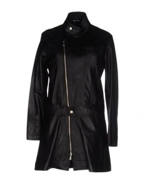 Куртка GLAM. Цвет: черный