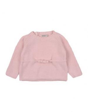 Свитер IMPS&ELFS. Цвет: светло-розовый
