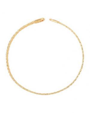 Ожерелье DETTAGLI. Цвет: золотистый