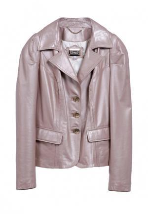 Куртка Carnelli. Цвет: бежевый