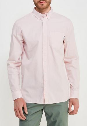 Рубашка DC Shoes. Цвет: розовый