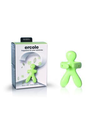 Ароматизатор для гардероба/ERCOLE/зеленая пастель/SPARKLING FRUITS Mr&Mrs Fragrance. Цвет: зеленый