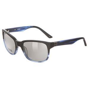 Очки  Carpark Havana Blue Black/Fl Quiksilver. Цвет: серый,голубой
