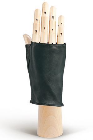 Перчатки Eleganzza. Цвет: темно-зеленый