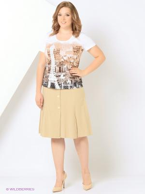 Блузка СТиКО. Цвет: белый, черный, серый, коричневый, бежевый