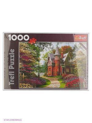 Викторианский домик 1000 дет. Trefl. Цвет: коричневый