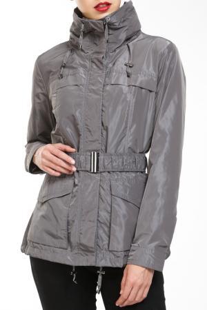 Куртка Fly Charter's. Цвет: серый