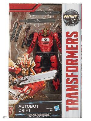 Трансформеры 5: Делюкс Transformers. Цвет: красный