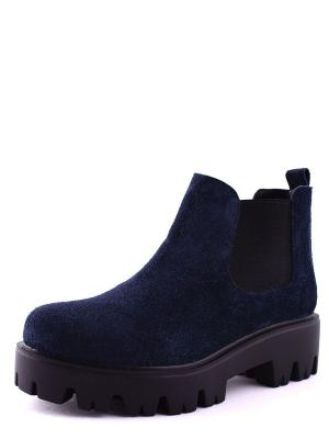 Ботинки BERG. Цвет: синий