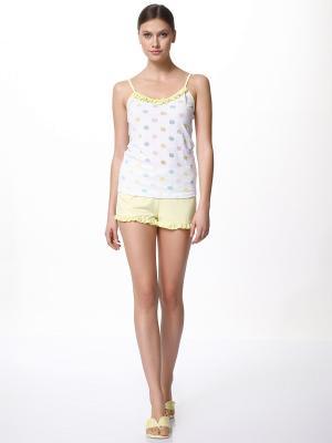 Пижамы RELAX MODE. Цвет: желтый