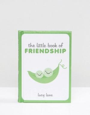 Books Книга Little Book of Friendship. Цвет: мульти