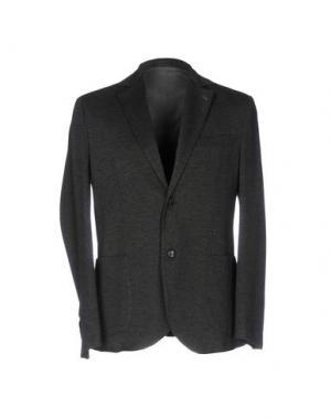 Пиджак QUOTA OTTO. Цвет: свинцово-серый