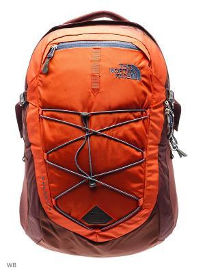 Рюкзак BOREALIS TIBENORG The North Face. Цвет: оранжевый