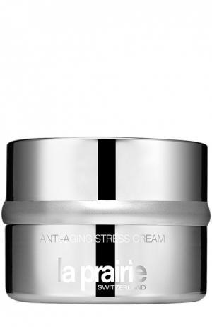 Анти-возрастной крем Anti-Aging Stress Cream La Prairie. Цвет: бесцветный