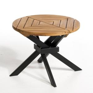 Столик садовый складной, Jakta AM.PM.. Цвет: коричнево-каштановый