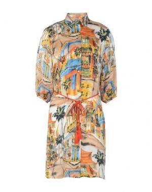 Пляжное платье ÁGUA DE COCO por LIANA THOMAZ. Цвет: желтый