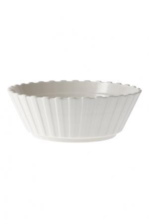 Набор фарфоровых салатников Seletti. Цвет: 22 см