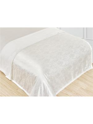Простынь Лилиана , 1,5 спальная KAZANOV.A.. Цвет: белый