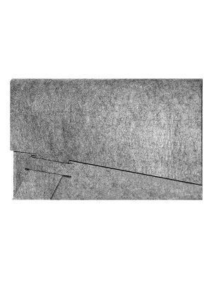 Клатч фетровый IQ Format. Цвет: серый