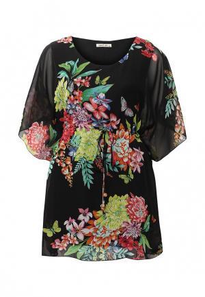 Блуза Sweet Lady. Цвет: черный