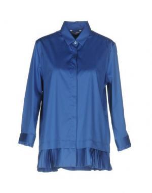 Pубашка CALIBAN. Цвет: ярко-синий