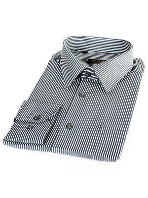 Рубашка Hans Grubber. Цвет: белый