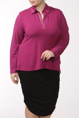 Блуза Krizia. Цвет: виноградный