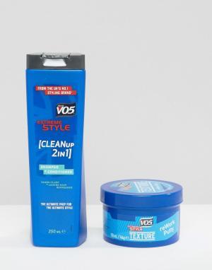VO5 Подарочный набор для укладки волос Extreme Style Rework. Цвет: мульти