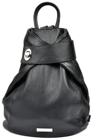 Рюкзак ANNA LUCHINI. Цвет: черный