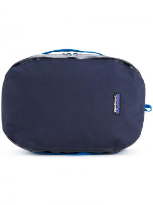 Легкая сумка Patagonia. Цвет: синий