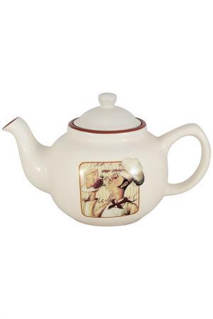 Чайник 1,0 л TERRACOTTA. Цвет: мультицвет