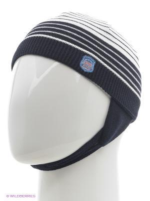 Шапка Totti. Цвет: темно-синий
