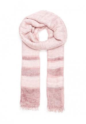 Палантин Fabretti. Цвет: розовый