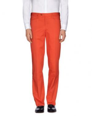 Повседневные брюки BROOKSFIELD. Цвет: коралловый