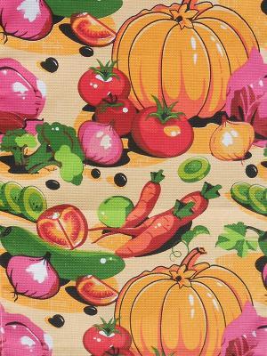 Полотенца,4 штуки Блакiт. Цвет: зеленый, красный, оранжевый