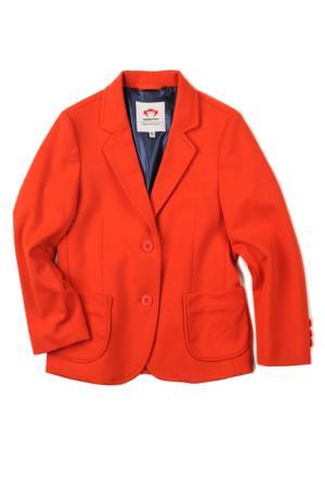 Пиджак Appaman. Цвет: красный