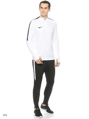 Джемпер M NK SQD DRIL TOP Nike. Цвет: белый
