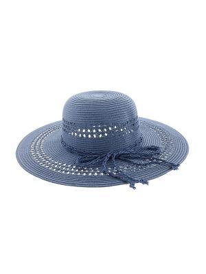 Шляпа R.Mountain. Цвет: синий